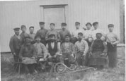 Gjuteriarbetarna, 1886.