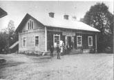 Handelsboden, ca 1900.