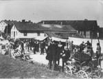 Torgdag, 1900.